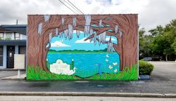 Lake Adair Mural